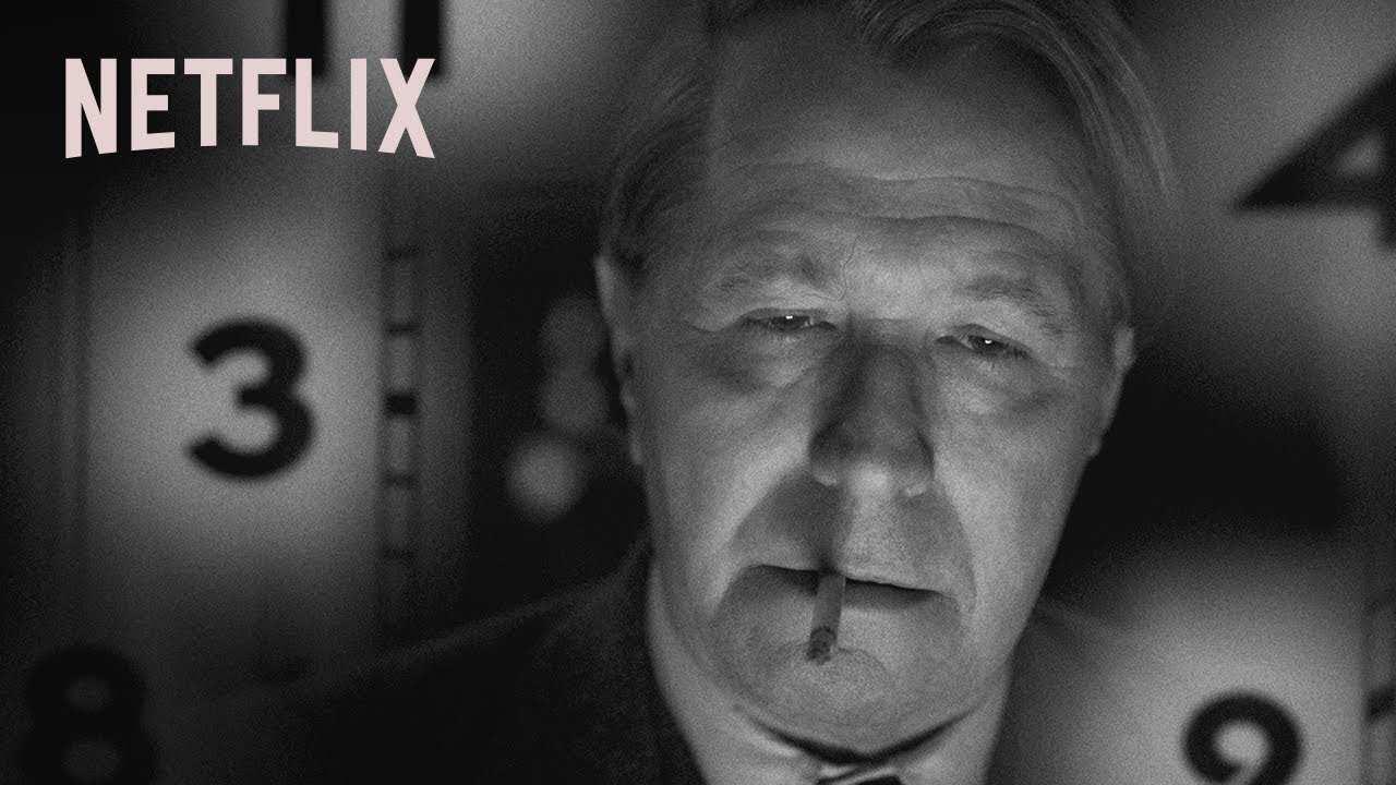 Mank, David Fincher 2020 - Credits: Netflix