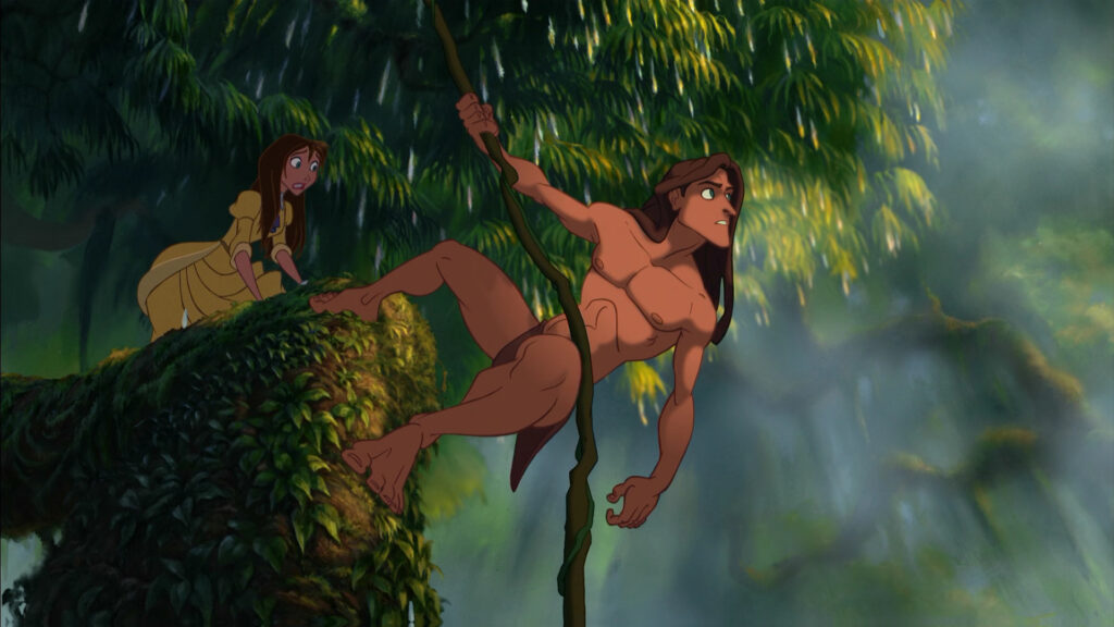Tarzan (1999) - CREDITS: Walt Disney