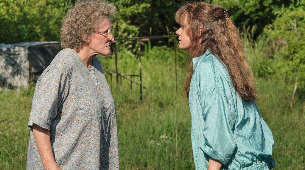 Glenn Close e Amy Adams in Elegia Americana - Credits: Netflix