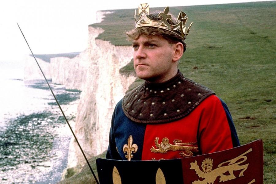 Kenneth Branagh, Enrico V - Credits: BBC