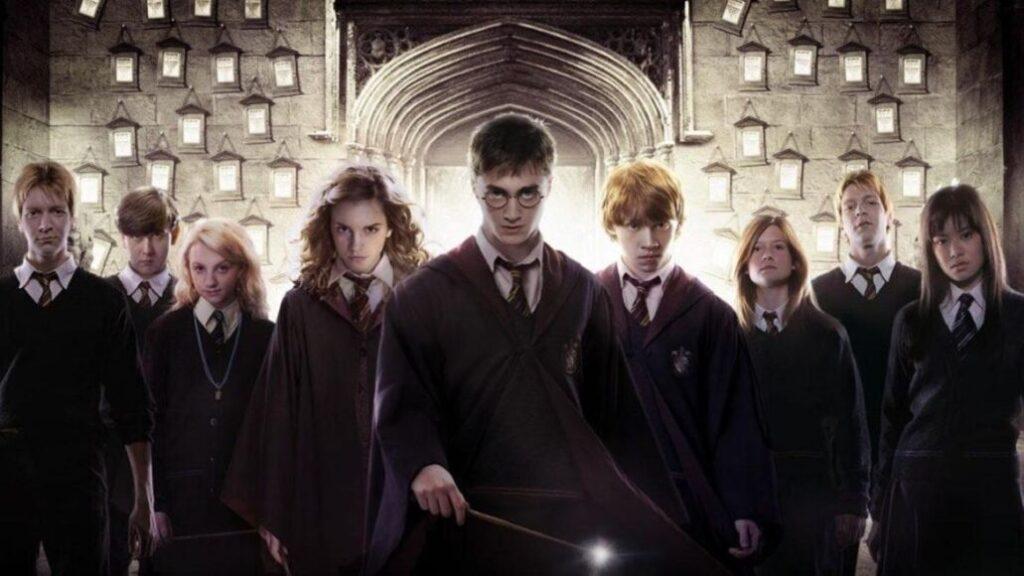 L'Esercito di Silente, Harry Potter e l'Ordine della Fenice . Credits: Warner Bros