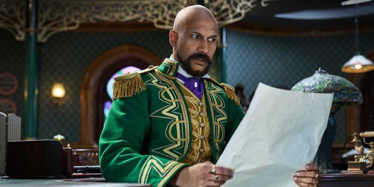 Keegan-Michael Key in Jingle Jangle - Credits: Netflix