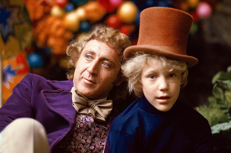 Willy Wonka & the Chocolate Factory 1971 Mel Stuart
