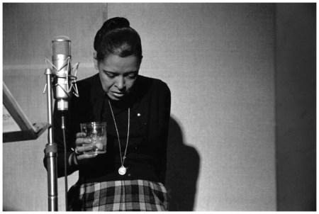 Billie Holiday, N.Y.C., 1959 - Foto di Milt Hinton