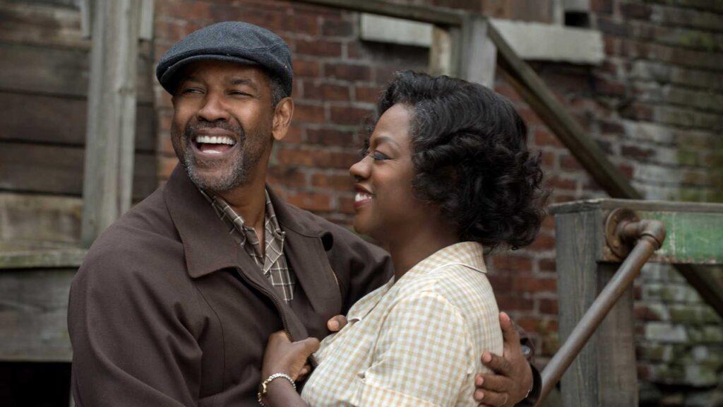 Fences (2016) Denzel Washington e Viola Davis - Credits: Empire.com