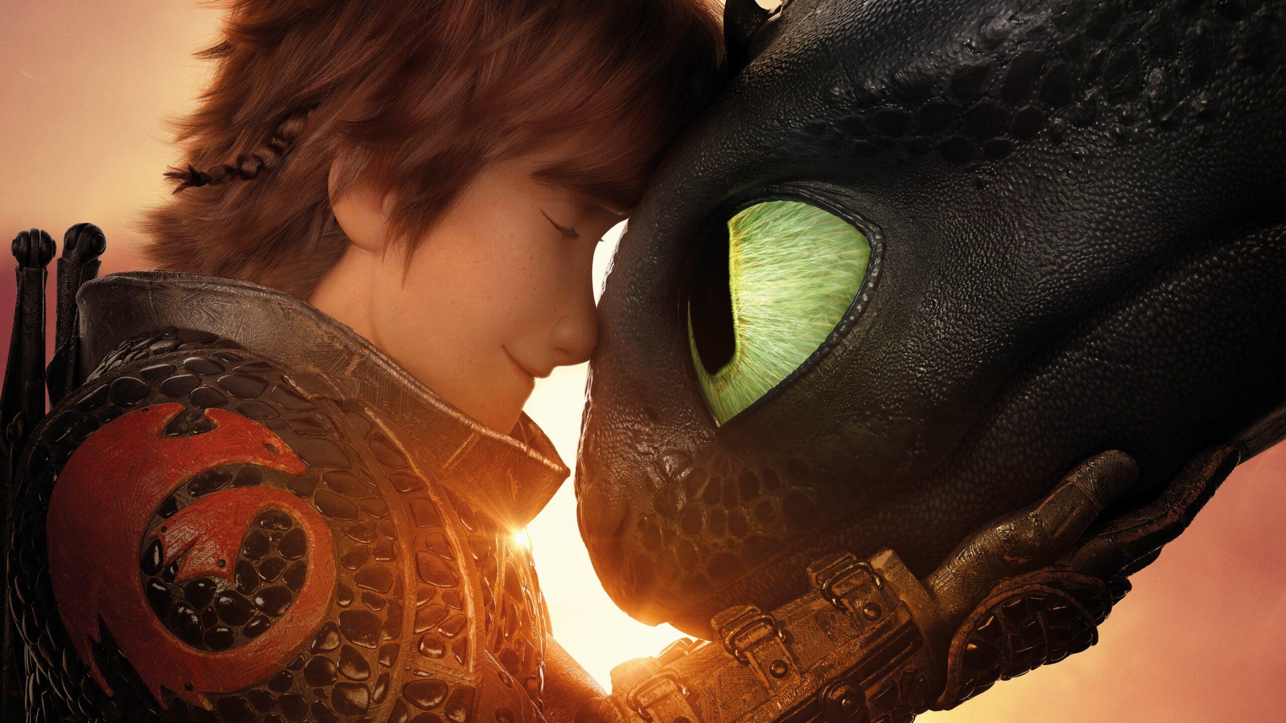Dragon Trainer, DreamWorks Animation