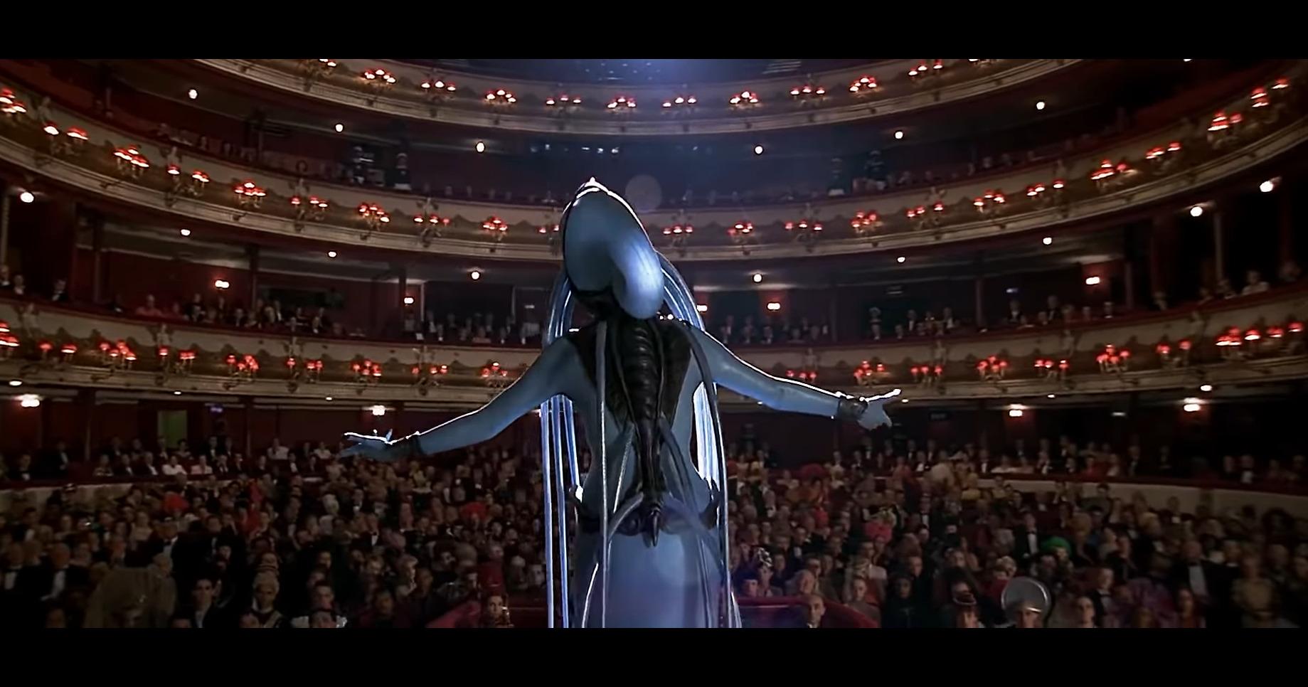 ll quinto elemento (1997) diretto da Luc Besson