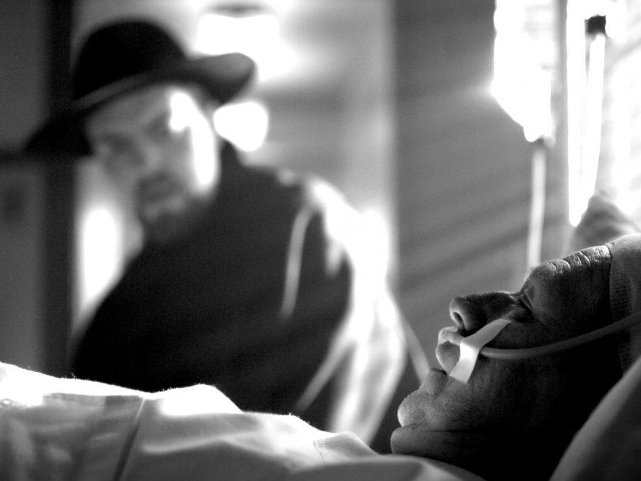 Tom Burke e Gary Oldman, Mank - Credits: Netflix
