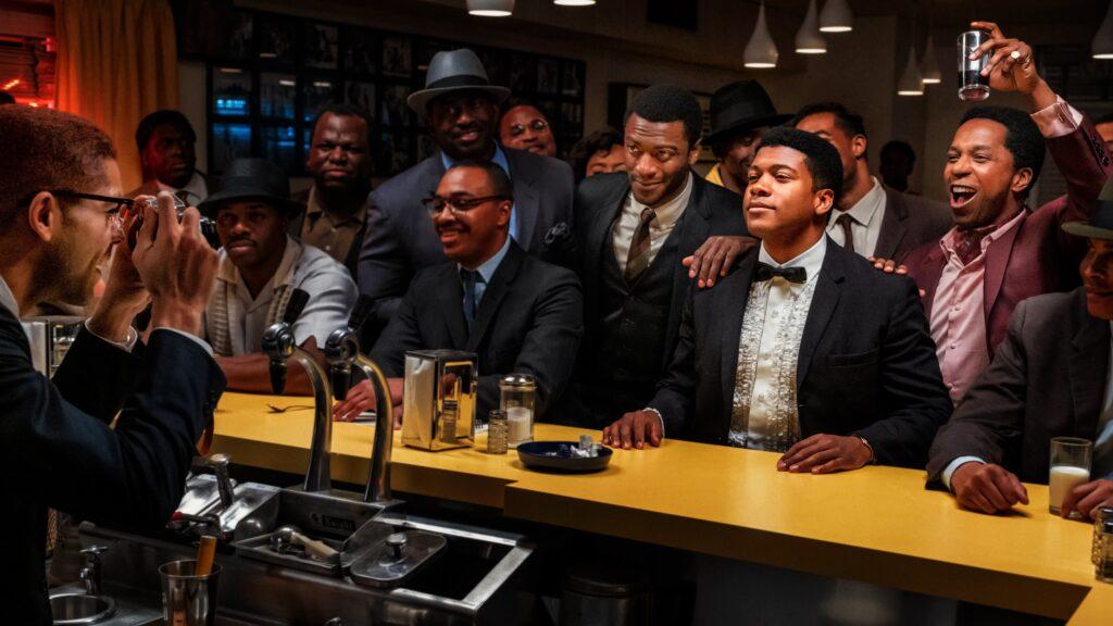 Oscar sceneggiature 2021: One Night in Miami - Credits: Amazon Prime Video