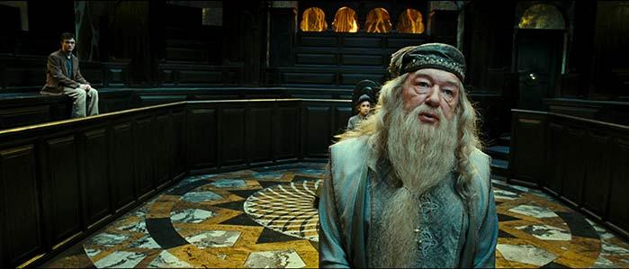 Il processo. Harry Potter e l'Ordine della Fenice. Credits: Warner Bros