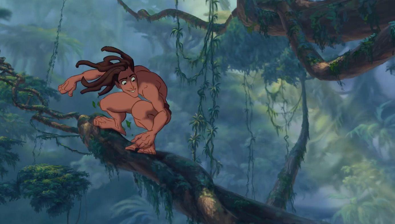 Tarzan (1999) - Credits: Walt Disney Company