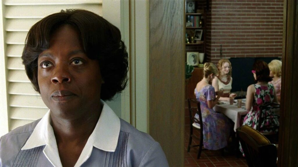 Viola Davis in The Help, Tate Taylor (2011) - Credits: Touchstone Pictures/Walt Disney Company