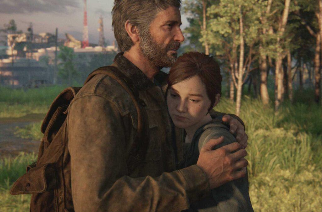 Frame tratto da The Last of Us parte II