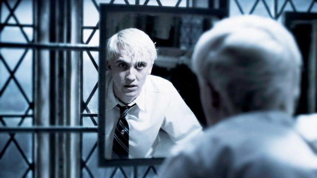 Tom Felton in Harry Potter e il principe mezzosangue - Credits: Warner Bros