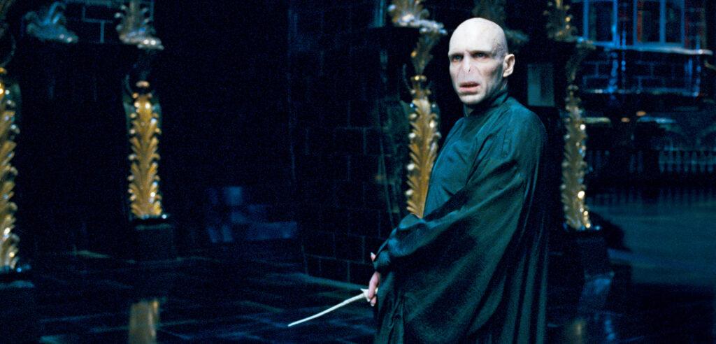 Voldemort, Harry Potter e l'Ordine della Fenice - Credits: web