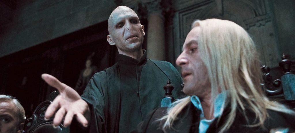 Harry Potter e i Doni della Morte Parte 1 - Credits: Warner Bros