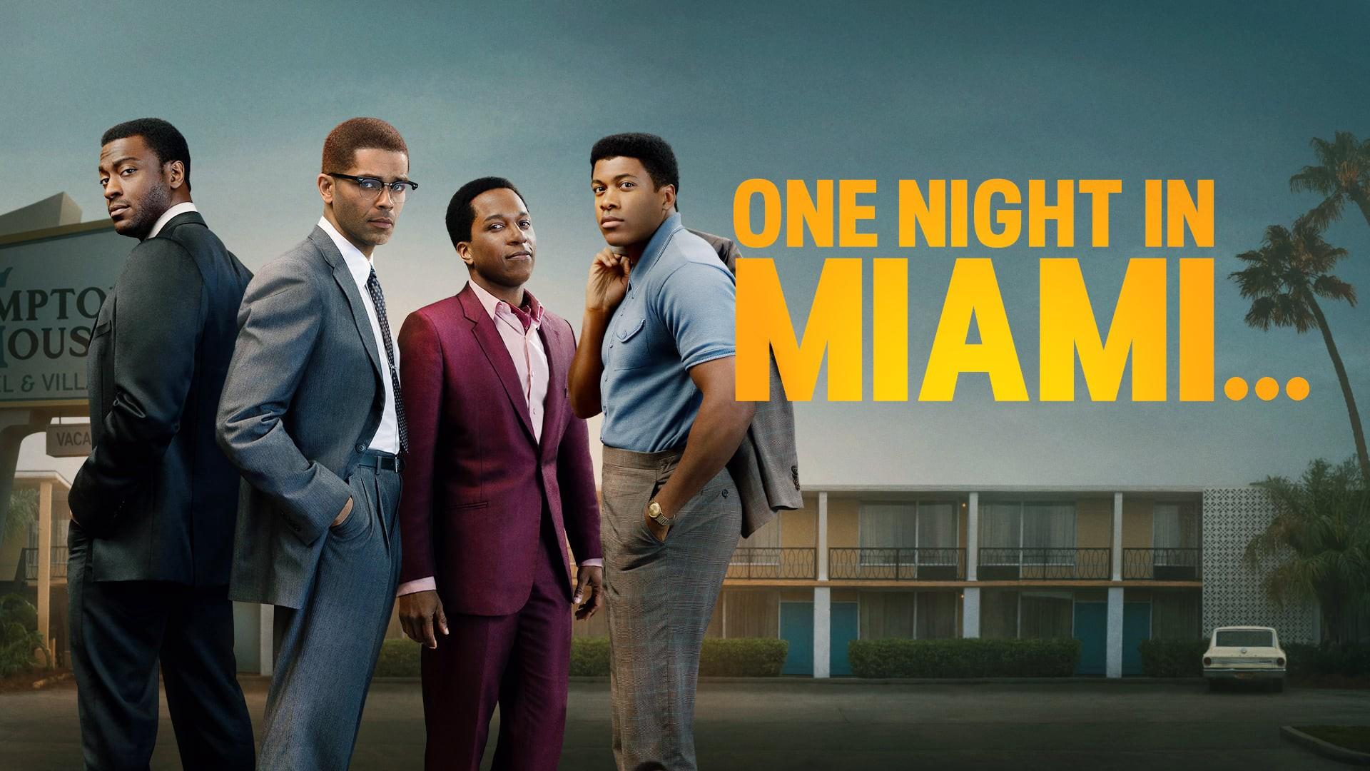 One Night in Miami, Regina King, 2020 Amazon Studios