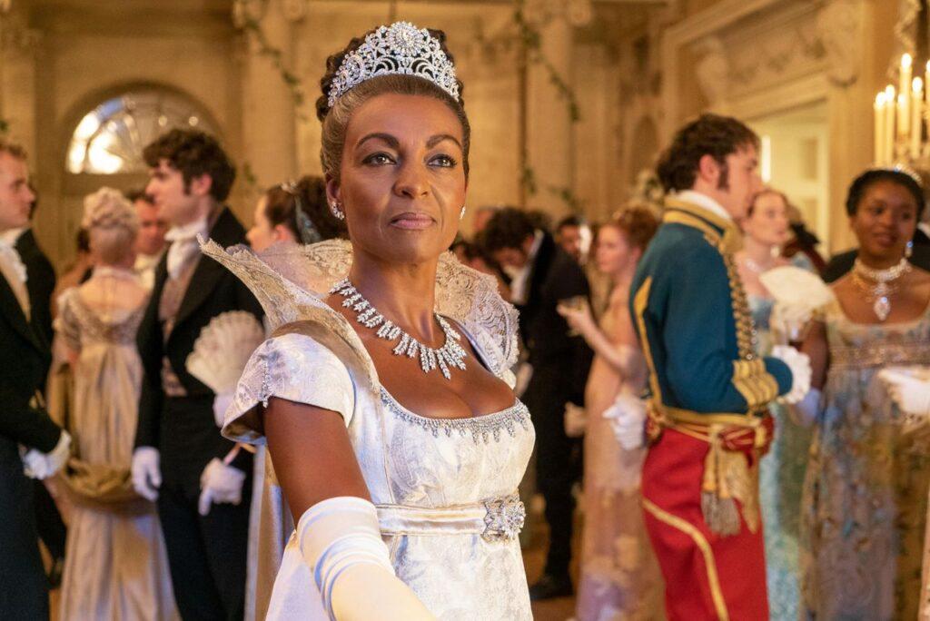Lady Danbury (Adjoa Andoh) - Credits: Netflix