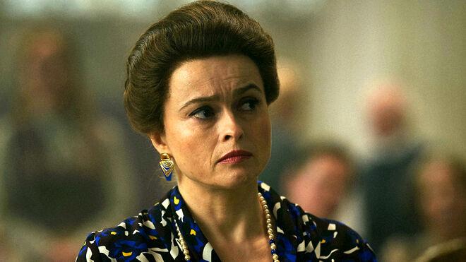 Helena Bonham Carter, The Crown - © Netflix
