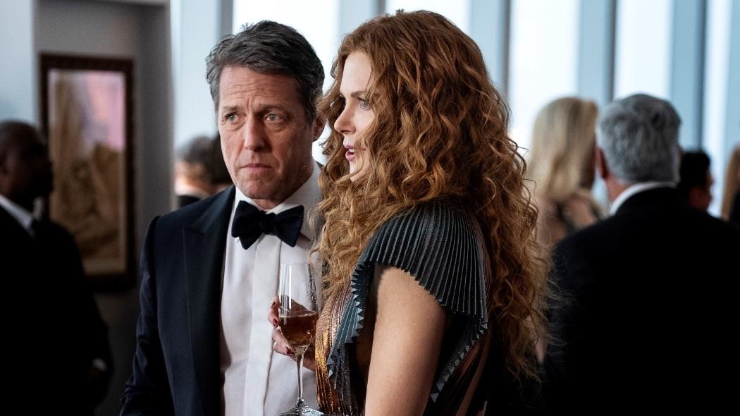 The Undoing. Nicole Kidman, Hugh Grant, Matilda De Angelis - Credits: HBO/Sky