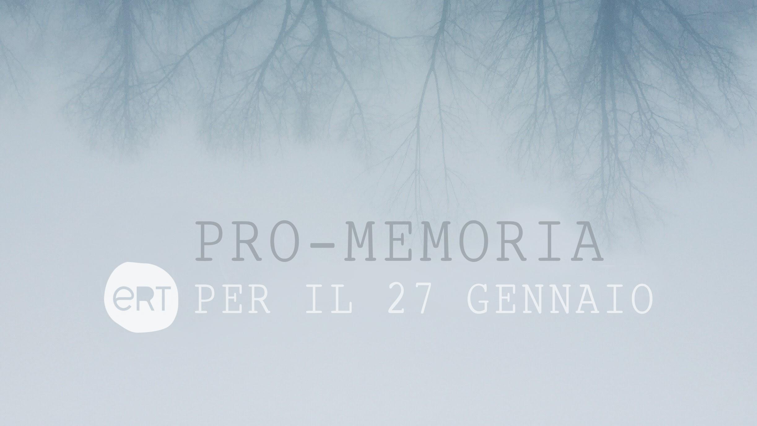 Pro-memoria. ERT