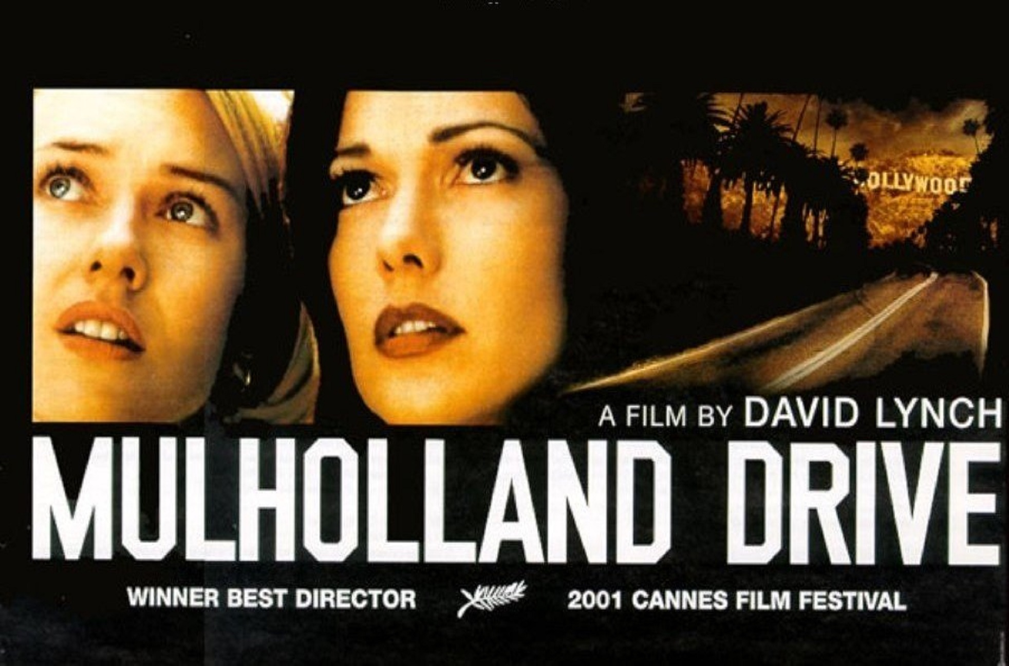Mulholland Drive, David Lynch 2001