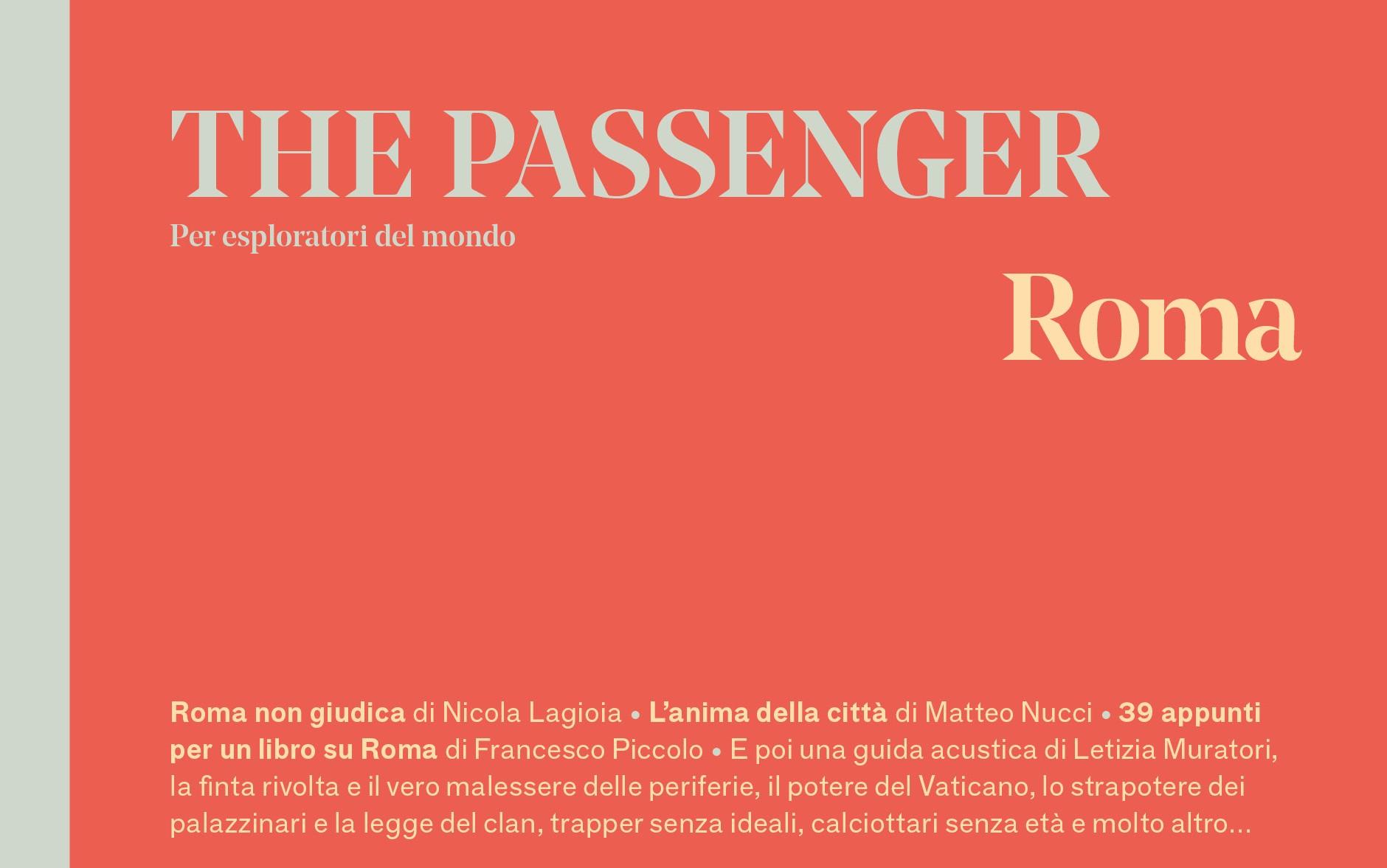 The Passenger - Roma - Iperborea