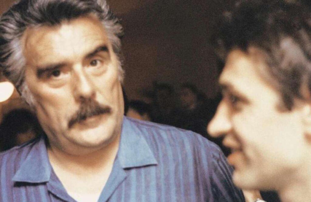Muccioli e Boschini (a destra) ©Corriere Romagna