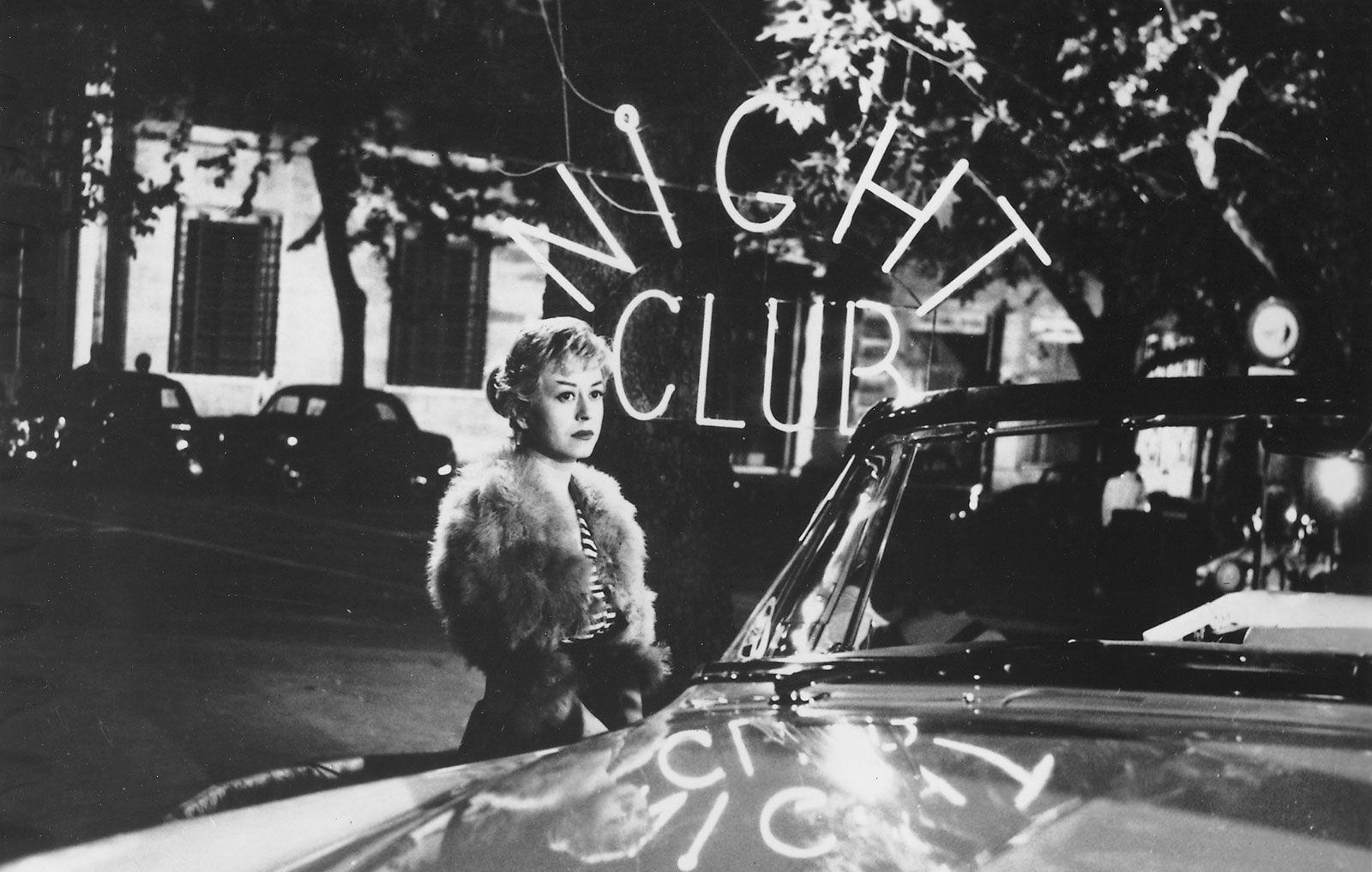 Le notti di Cabiria-Fellini