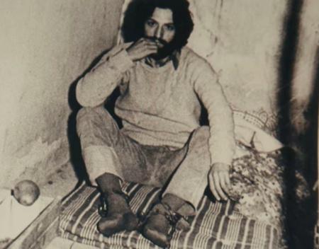 Una delle fotografie presentate al Processo delle catene (1980) - via web