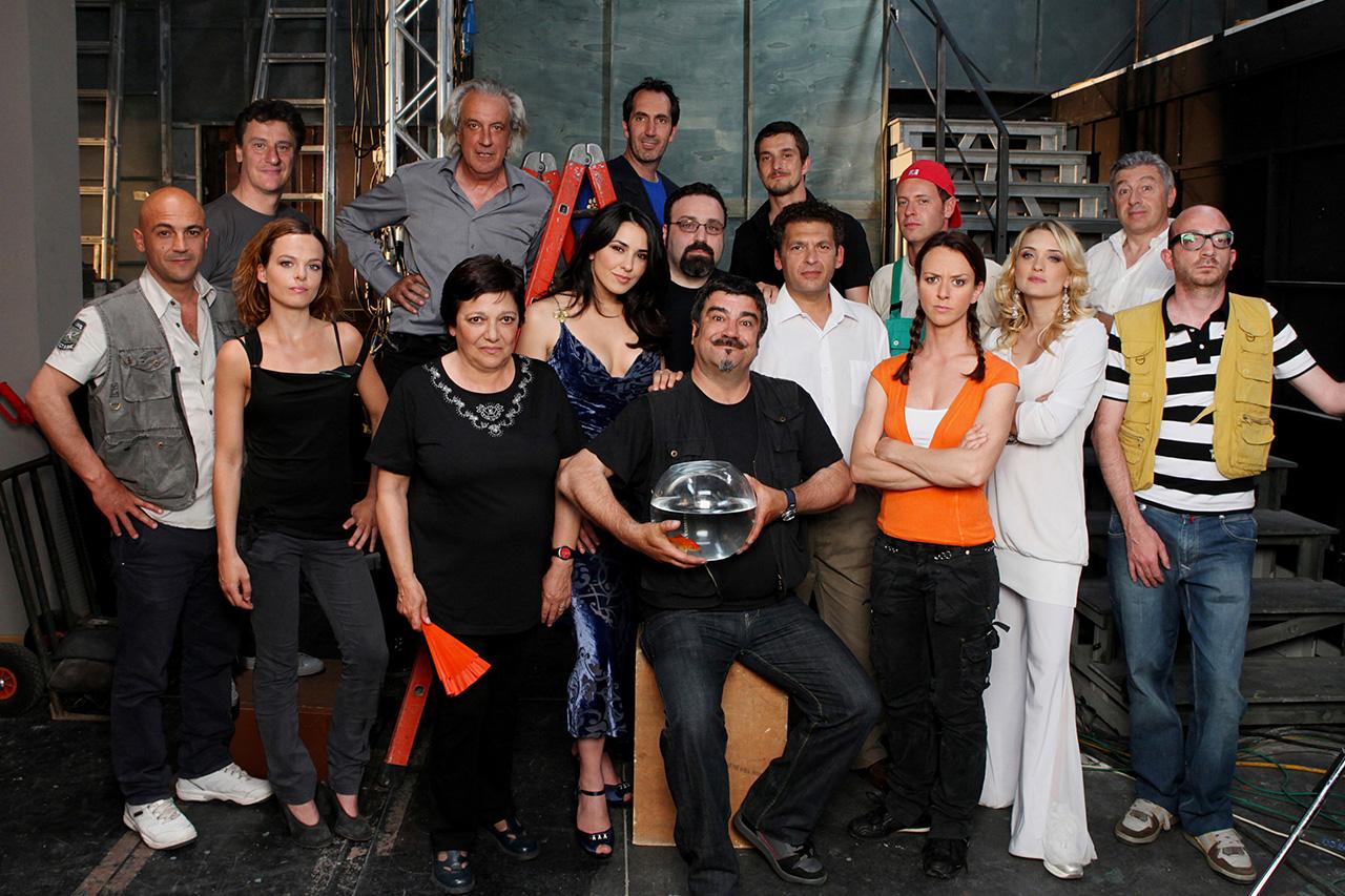 Boris - Serie TV - Credits: MyMovies