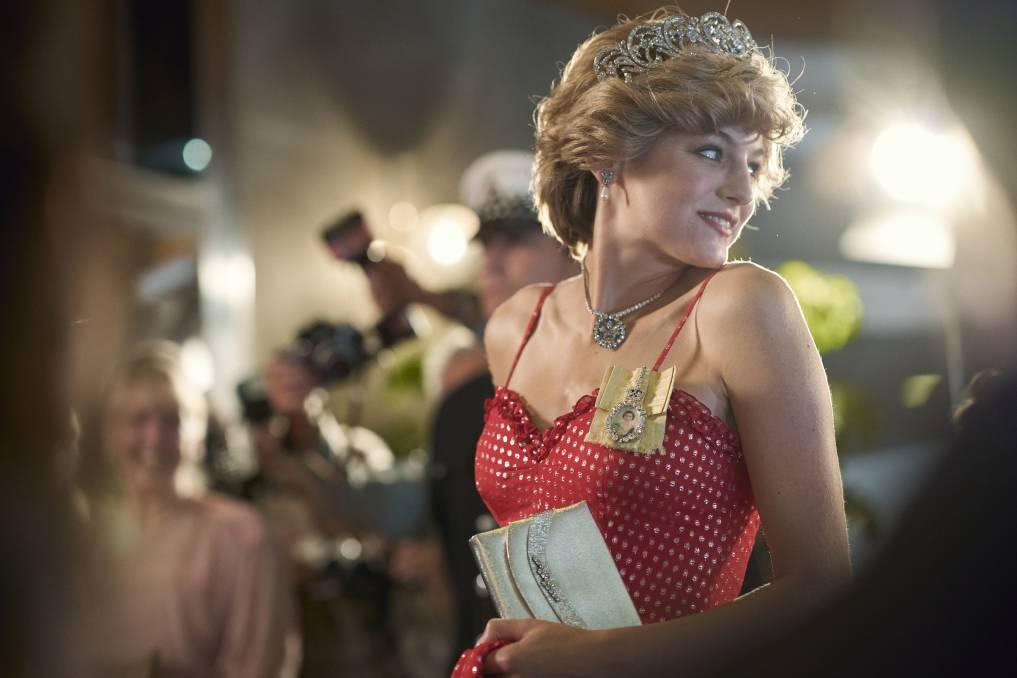 Emma Corrin, The Crown - © Netflix