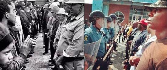 Selma (1965) - Ferguson (2014) - via web