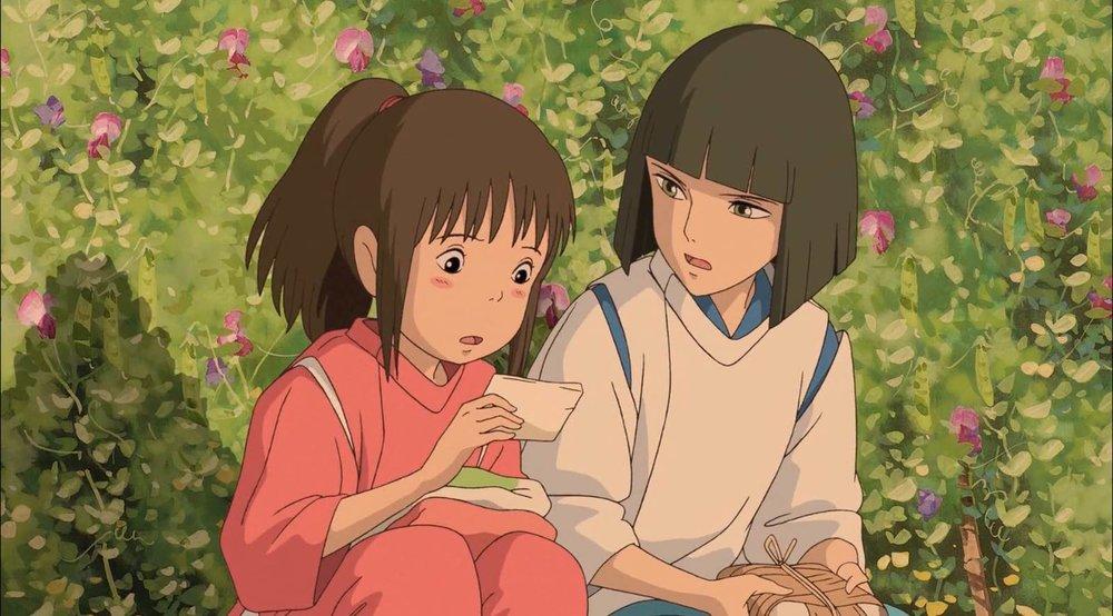 Credits: Studio Ghibli