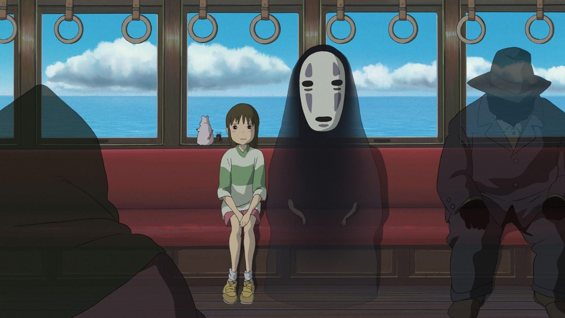 La città incantata, Miyazaki, Credits: Studio Ghibli