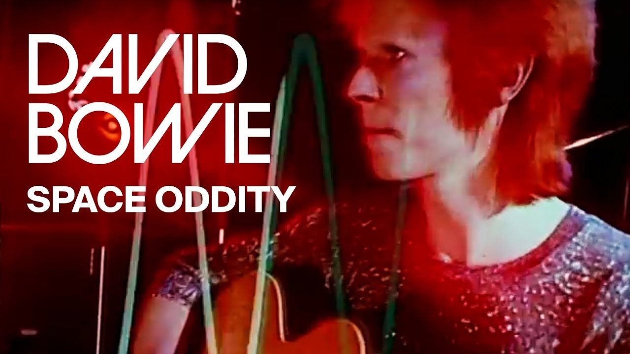 Official video for Space Oddity by David Bowie