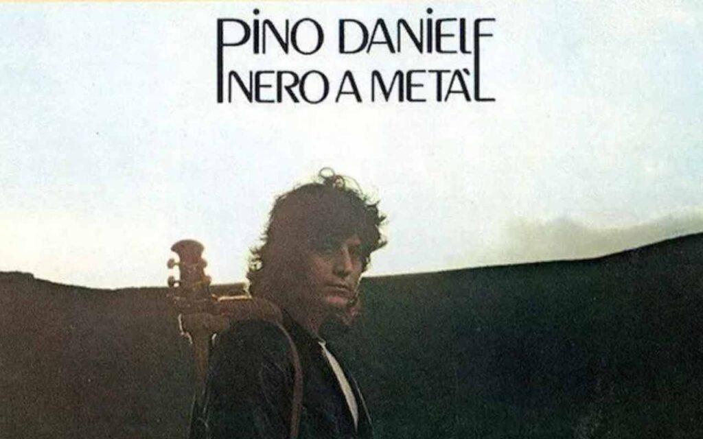 Pino Daniele - Nero a metà - Credits: Emi