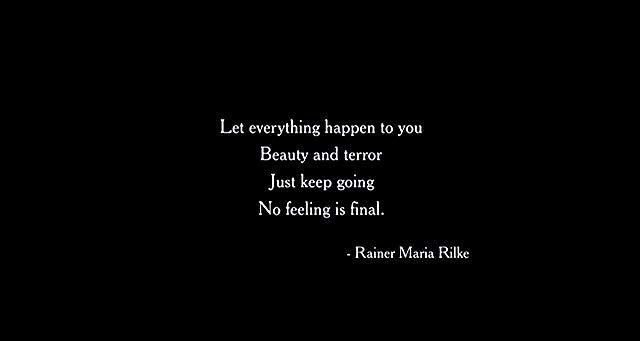 La citazione di Rilke alla fine di Jojo Rabbit (2019)