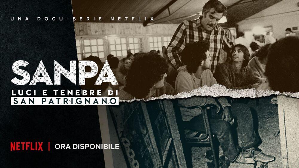 SanPa - Luci e tenebre di San Patrignano - Credits: Netflix