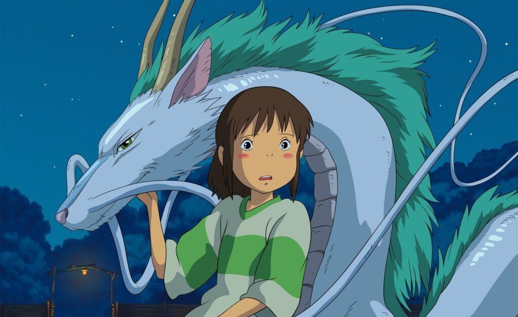 Chihiro - Credits: Studio Ghibli