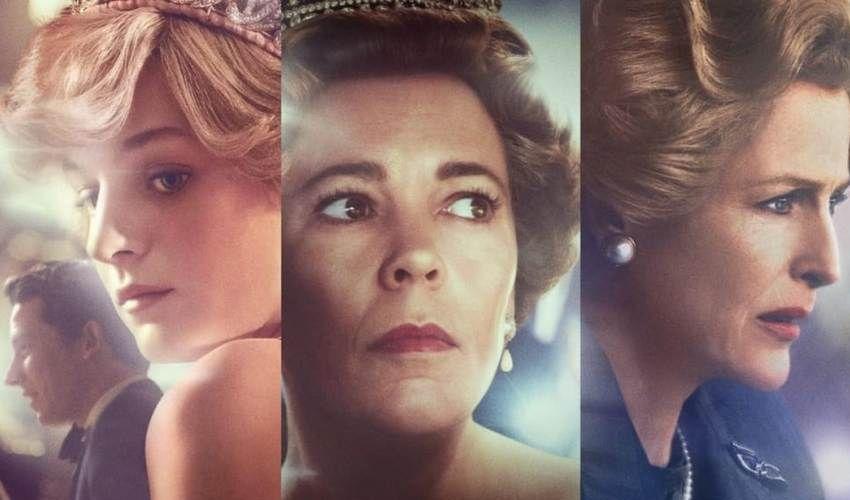 The Crown 4 - Credits: Netflix