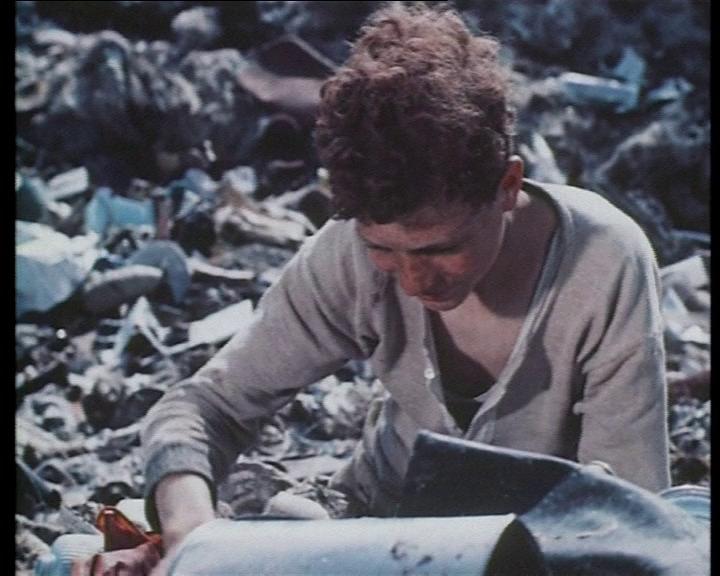 Una scena di Ignoti alla città (Cecilia Mangini,1958). Credits: Archivio Cinema del Reale.
