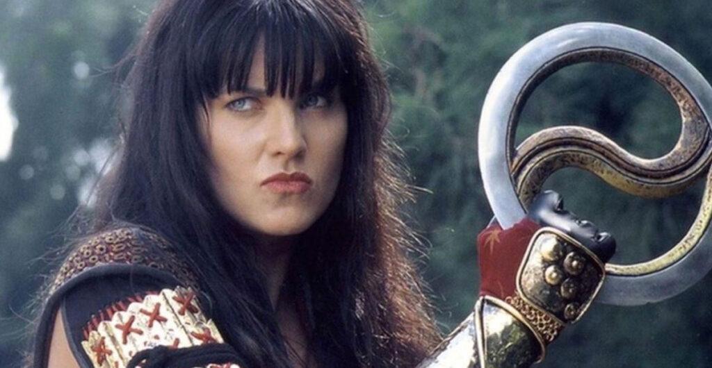 Xena: principessa guerriera. Amazon Prime Video febbraio 2021
