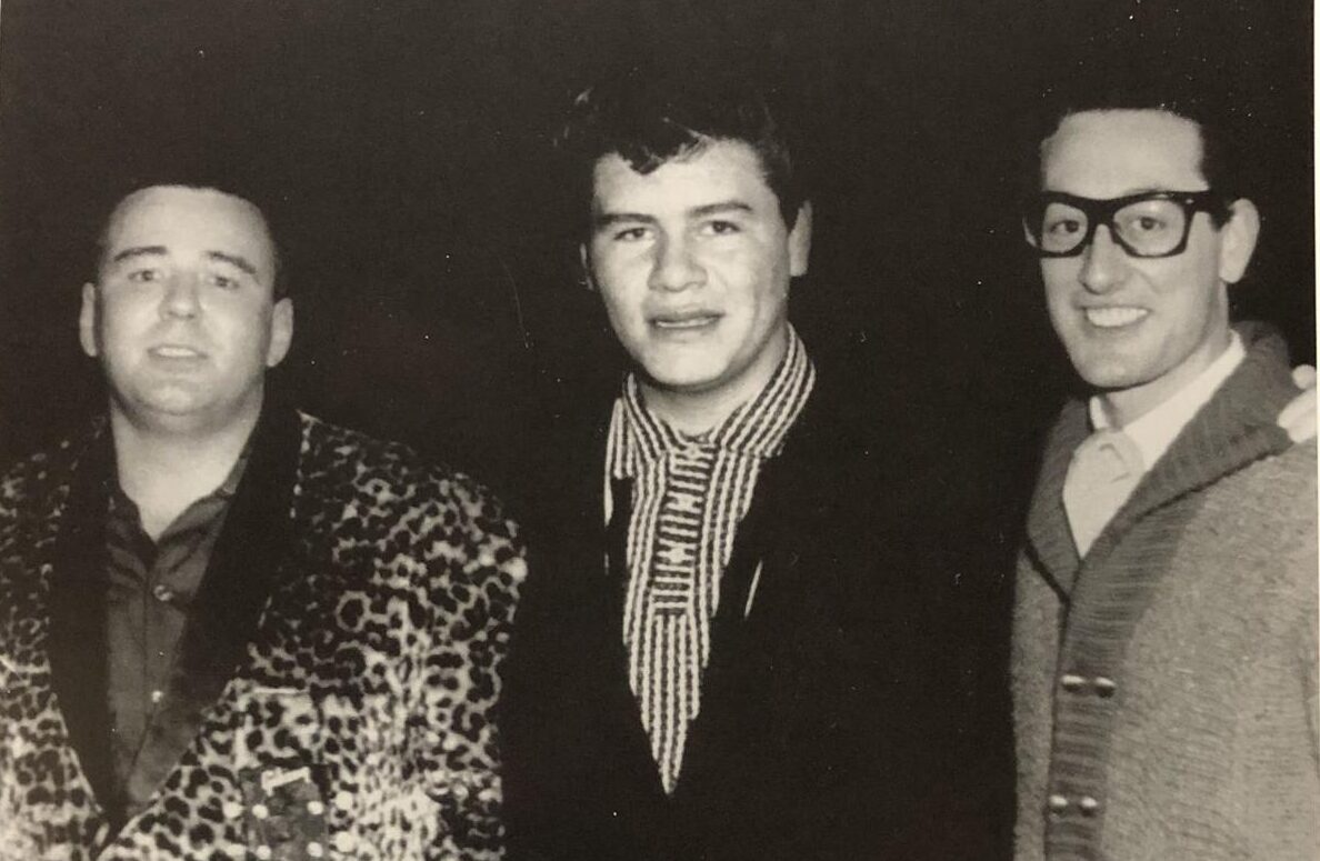 Buddy Holly, Richie Valens And Big Bopper, credits web