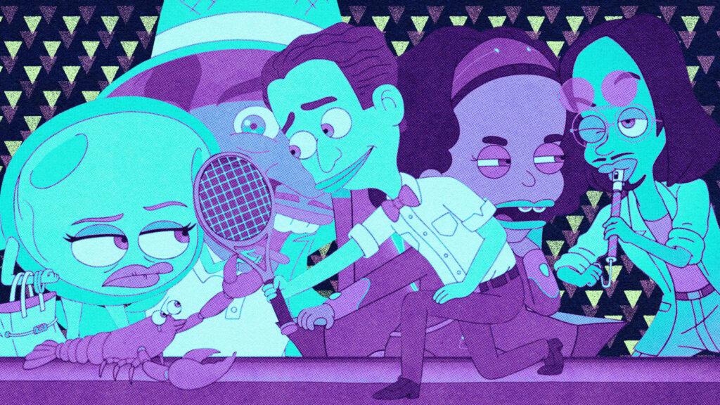 Blue Waffle - Credits: Web