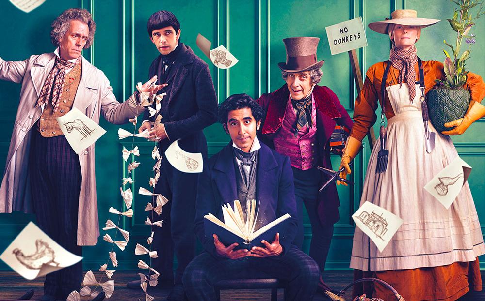 La vita straordinaria di David Copperfield - Lucky Red