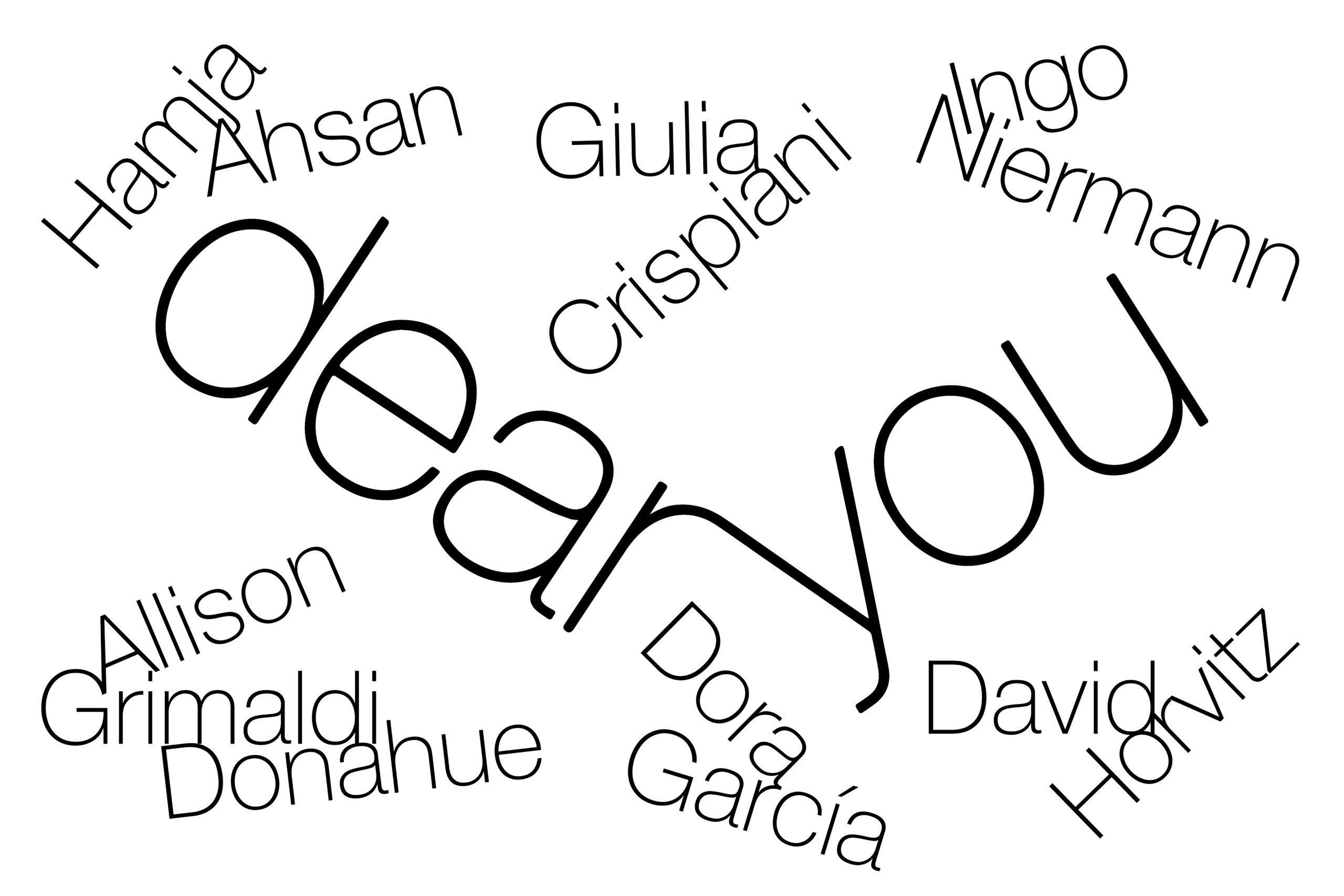 Dear You - MAMbo