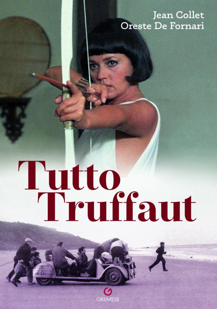 Copertina Tutto Truffaut - Gremese Editore