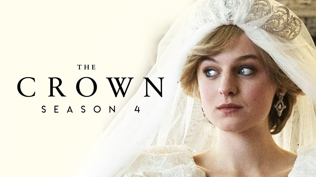 The Crown 4, Netflix