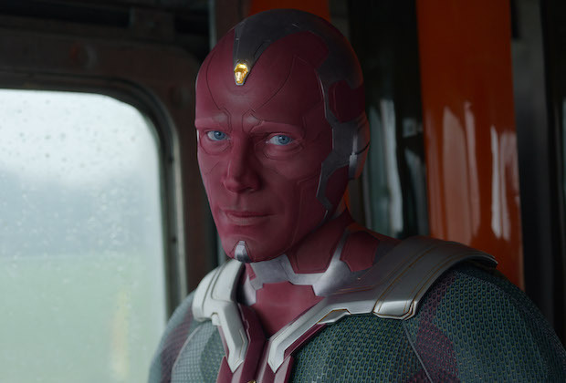 Visione (Paul Bettany) - WANDAVISION 1x07  ©Marvel Studios 2021. All Rights Reserved.
